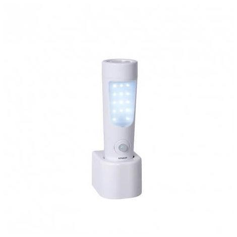 Led Torche Détecteur Cm Lampe Bo H15 Blanc TPZkiulwOX