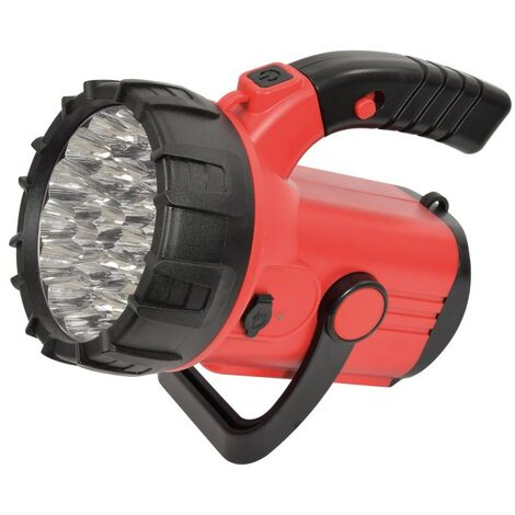 """main image of """"Lampe torche LED rechargeable - 3 fonctions 200 mm"""""""