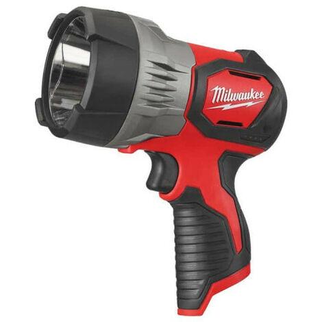 Lampe torche longue portée MILWAUKEE M12 SLED-0 - sans batterie ni chargeur 4933451261