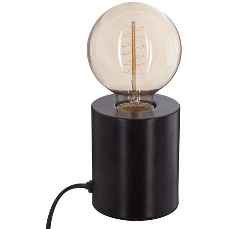 Lampe tube en métal H10