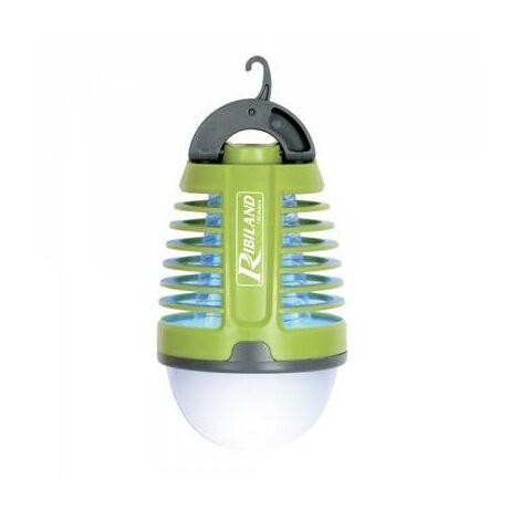 Lampe tue insecte anti moustique sur batterie sans fil autonome