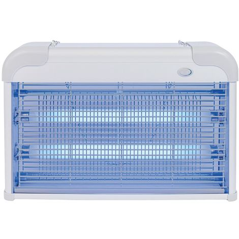Lampe UV anti insectes 20W