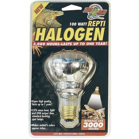 Lampe UVA 100W pour reptiles.