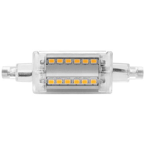 Lampe Wiva LED R7S 78MM 5W 4000K lumière naturelle 12100603