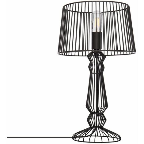 Lampe Xiun Noir