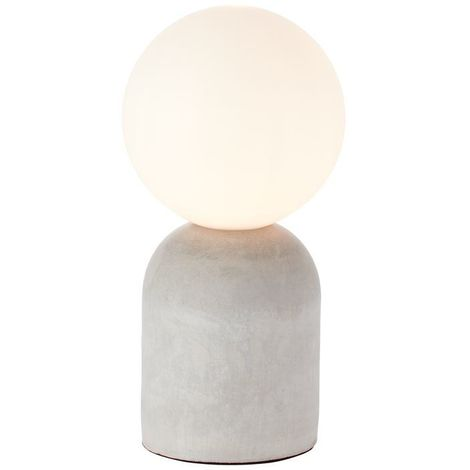 Lampe YANCE 1x25W G9 Béton