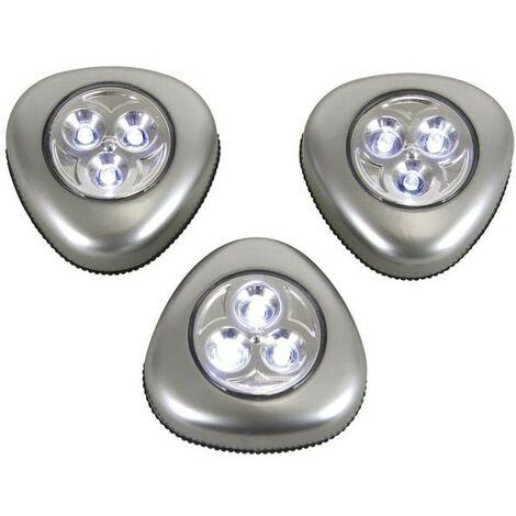 LAMPES LED AUTOADHESIVES - 3 pcs (RI9149)