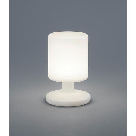 Lampes led Trio Barbados Blanc 01 Plastique R57010101