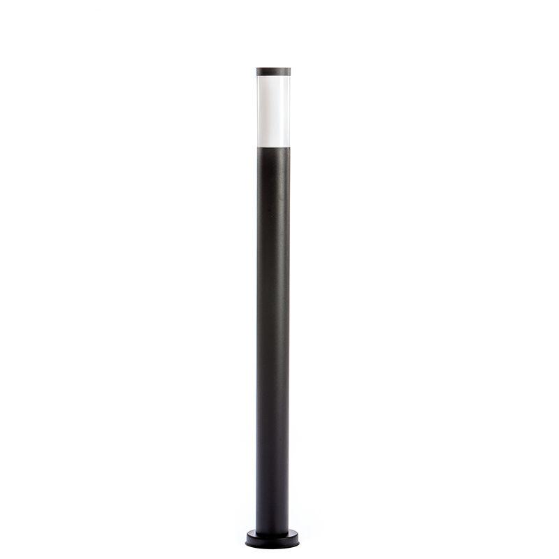 LAMPIONE ANTARES NERO H110 08667 - Bellotti
