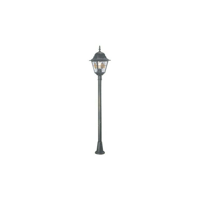 Lampione da esterno Munchen Nero/Oro - MASS