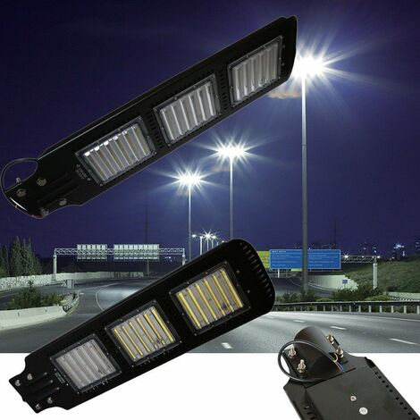 LAMPIONE FARO STRADALE ARMATURA LED 150W LUCE FREDDA 6500K 150W 150WATT