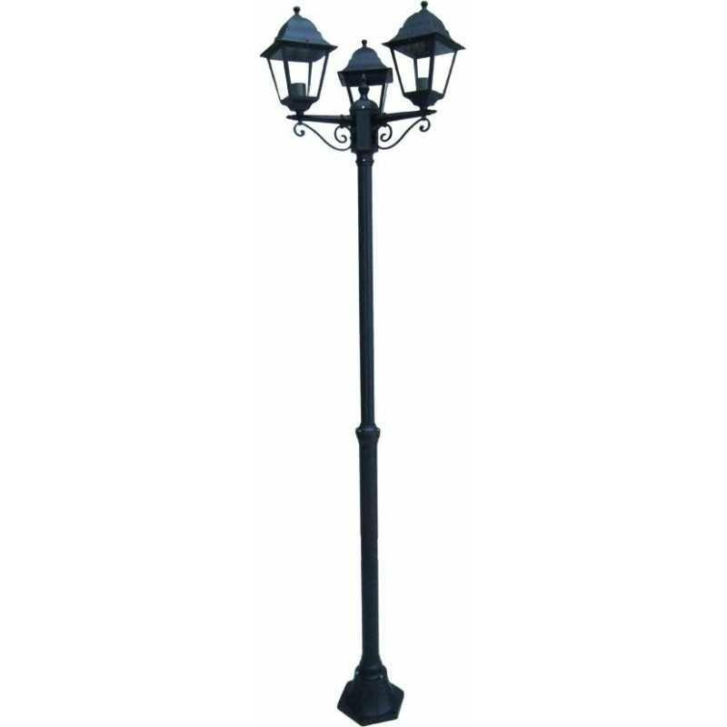 Lanterna per Esterni Tropea Palo 3 Luci 137-200 Cm - Blinky