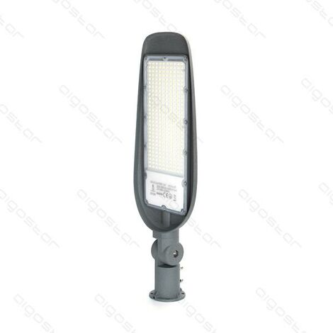 "main image of ""LAMPIONE STRADALE A LED LUCE ESTERNO IP65 FARO LED LAMPADA STRADALE 30W 50W 100W 150W 200W"""