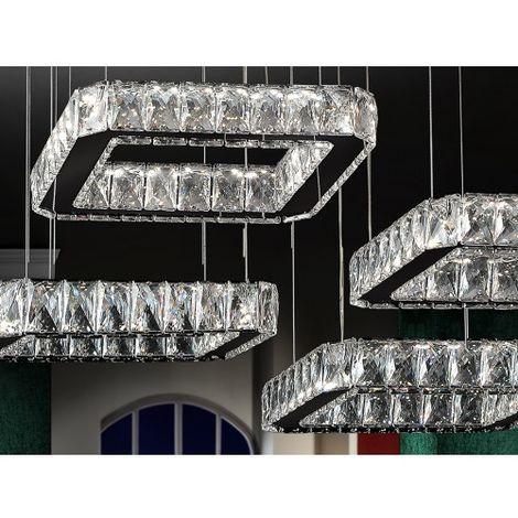 LAMP.LED ·DIVA· 4 CUADRADOS DIMABLE