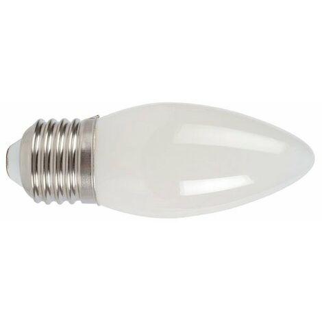 LAMP.LED FILAM.VELA E27 4W 2700K OPACO