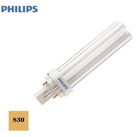LAMP.PL-C 26W/830 G24d3 3000K