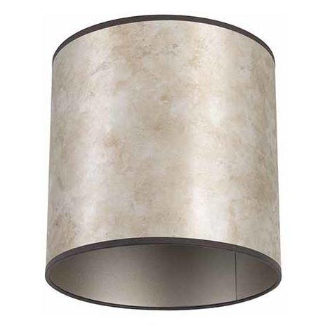 Lampshade silver 25/25/25