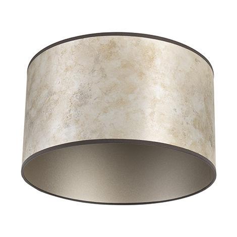 Lampshade silver 35/35/20