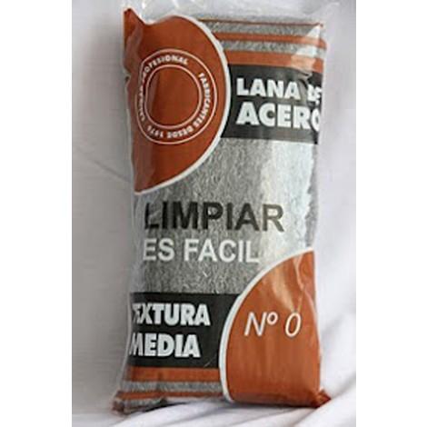 Lana Acero Bobina N.0 Fina - BARLESA - 1175 - 2,5 KG