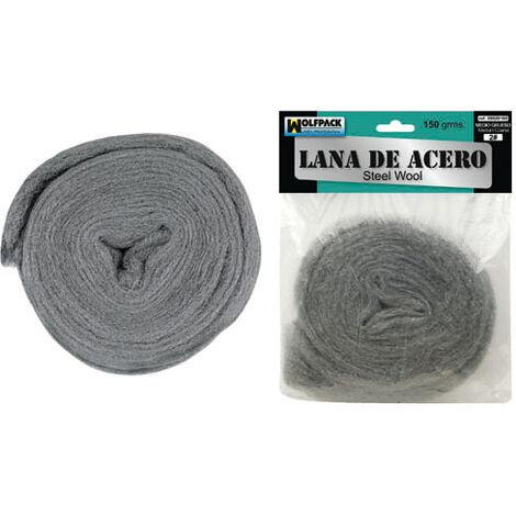 Lana De Acero 150 gr. 2 Grueso