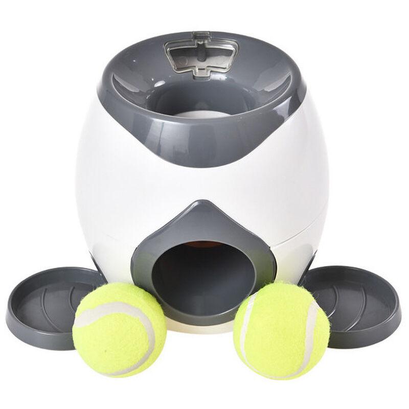 Lanceur Automatique De Balle De Tennis, Distributeur De Friandises Alimentaires