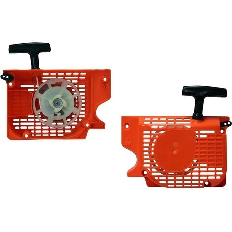 Lanceur orange pour tronçonneuse 45, 52 et 58 cm3