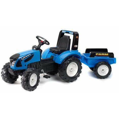 LANDINI Tracteur Serie 7 avec remorque
