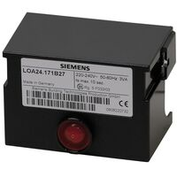 Landis & Gyr Staefa Siemens Ölfeuerungsautomat - LOA 24 - SIEMENS (LANDIS) : LOA24 171B27