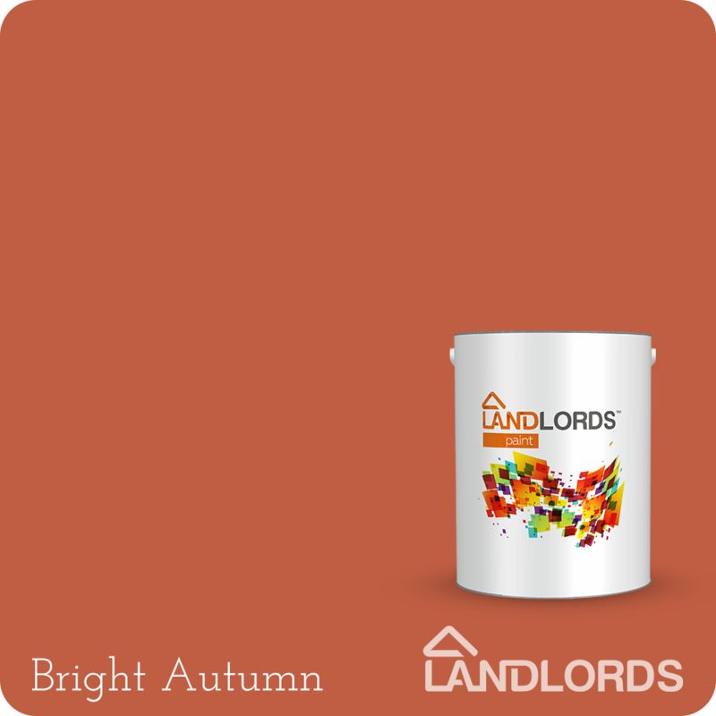 Image of Landlords Anti Condensation Paint 1L (Bright Autumn) - 1 L