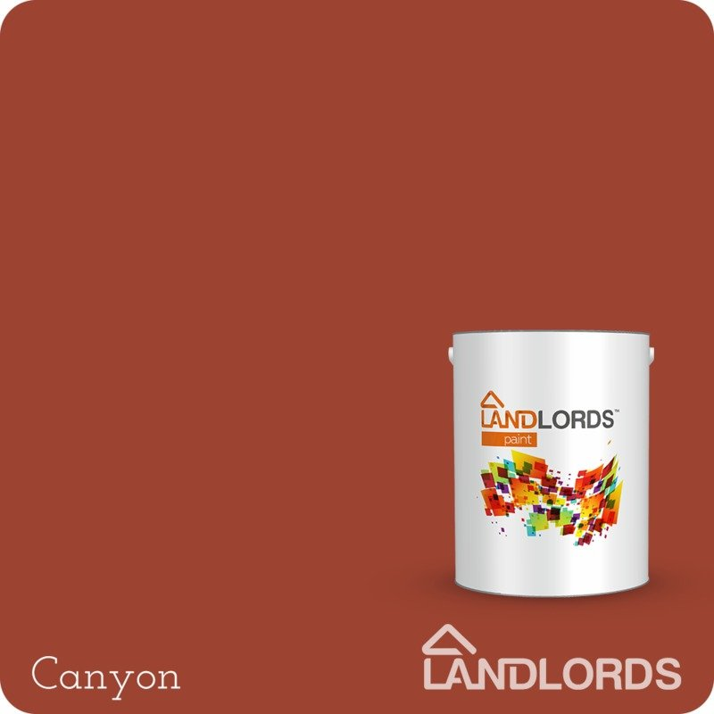 Image of Landlords Anti Condensation Paint 1L (Canyon) - 1 L