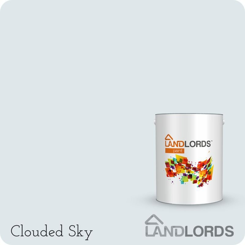 Image of Landlords Anti Condensation Paint 1L (Clouded Sky) - 1 L