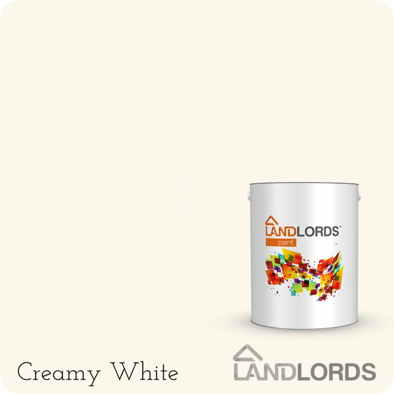 Image of Landlords Anti Condensation Paint 1L (Creamy White) - 1 L