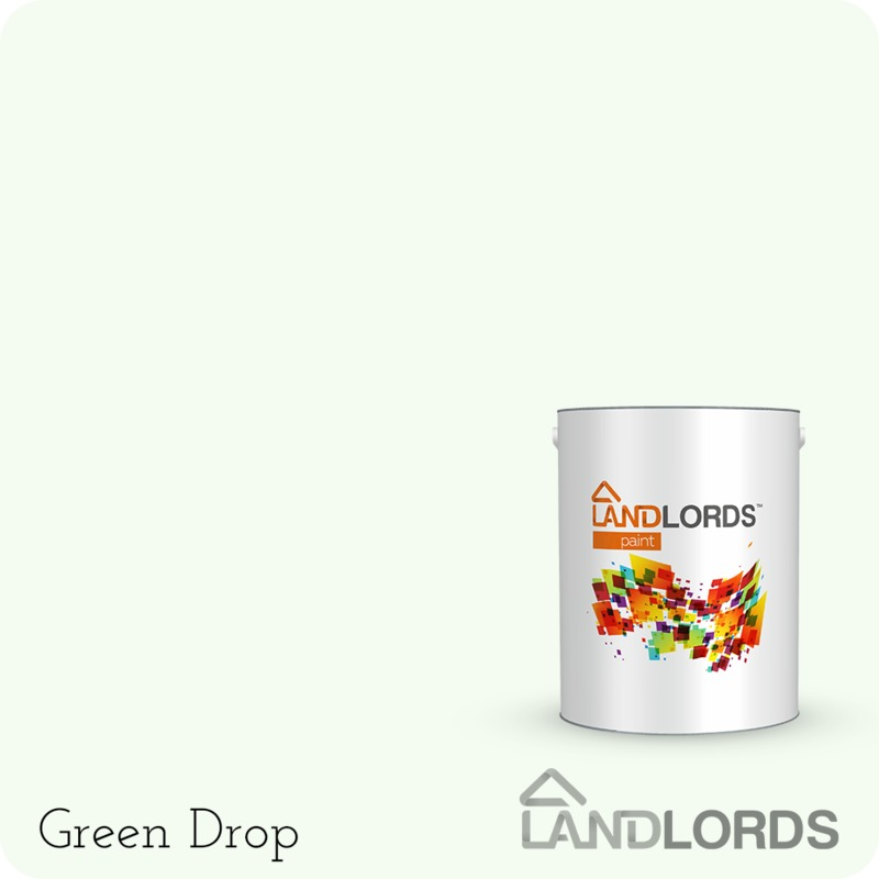 Image of Landlords Anti Condensation Paint 1L (Green Drop) - 1 L