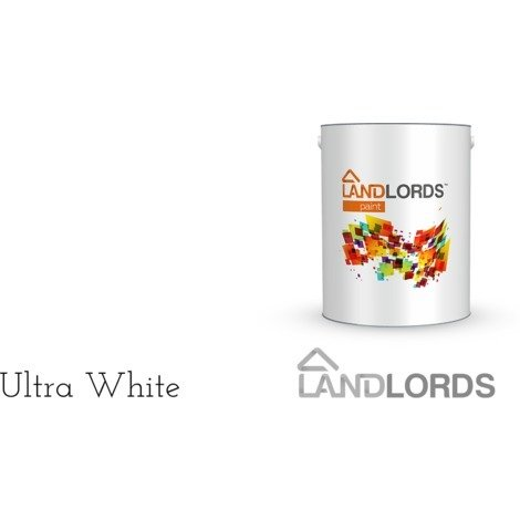 Landlords One Coat Paint 1L
