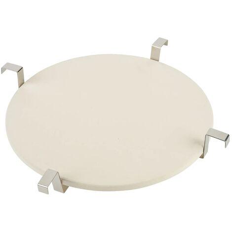 Landmann Deflector/Pizza Plate 47.5 cm White 15900 - White