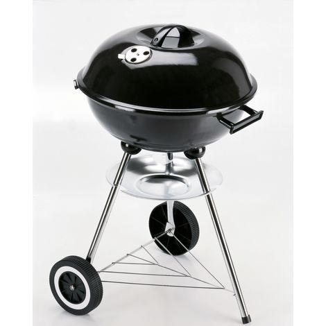 Landmann Grill Chef - Kettle BBQ Barbeque 43cm Ash - Stainless-steel stand