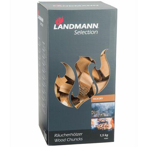 Landmann Räucherhölzer 1,5 kg 16303