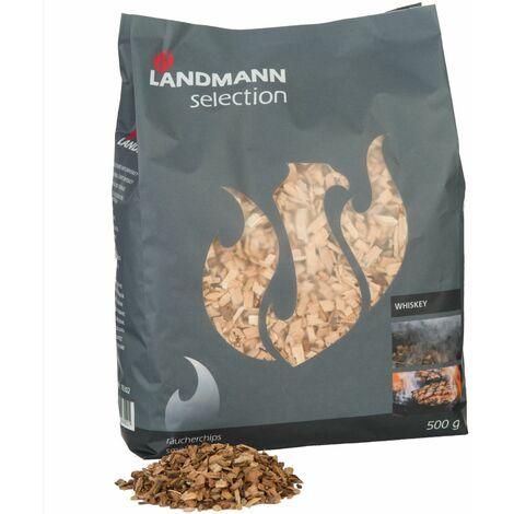 Landmann Smoking Chips Whiskey Wood 500 g 16302