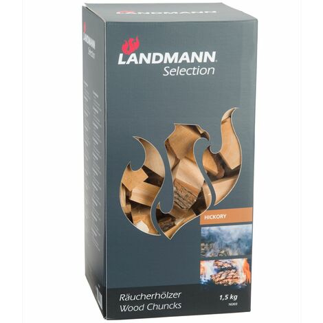 Landmann Wood Chunks 1.5 kg 16303