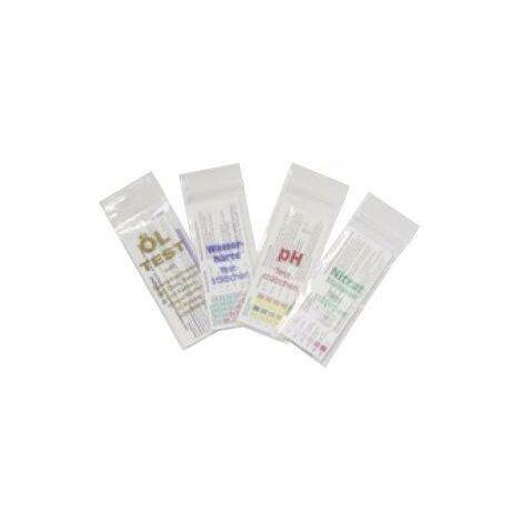 Languettes de test pour la dureté de l'eau Q74514