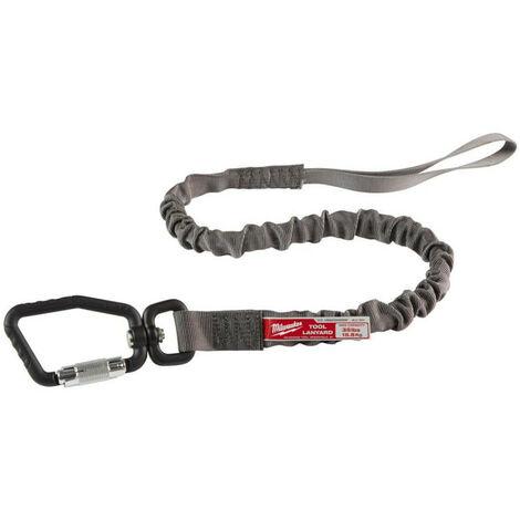 Lanière de sécurité MILWAUKEE - grise - 15,8 kg 4932471353