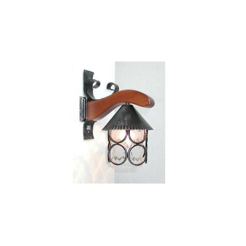 Lanterna baita mensola a muro lampade lampione applique plafoniera
