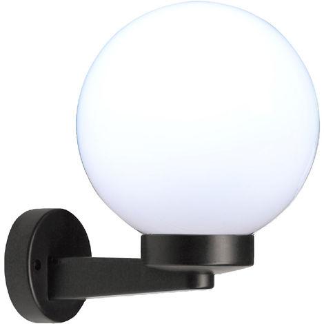 "main image of ""LANTERNA 'GLOBO' sfera bianca"""
