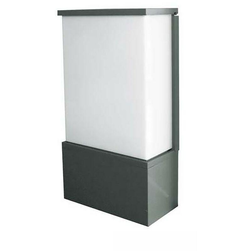 Fraschetti - Lanterna in alluminio a parete falo' illuminazione esterno interno lampada