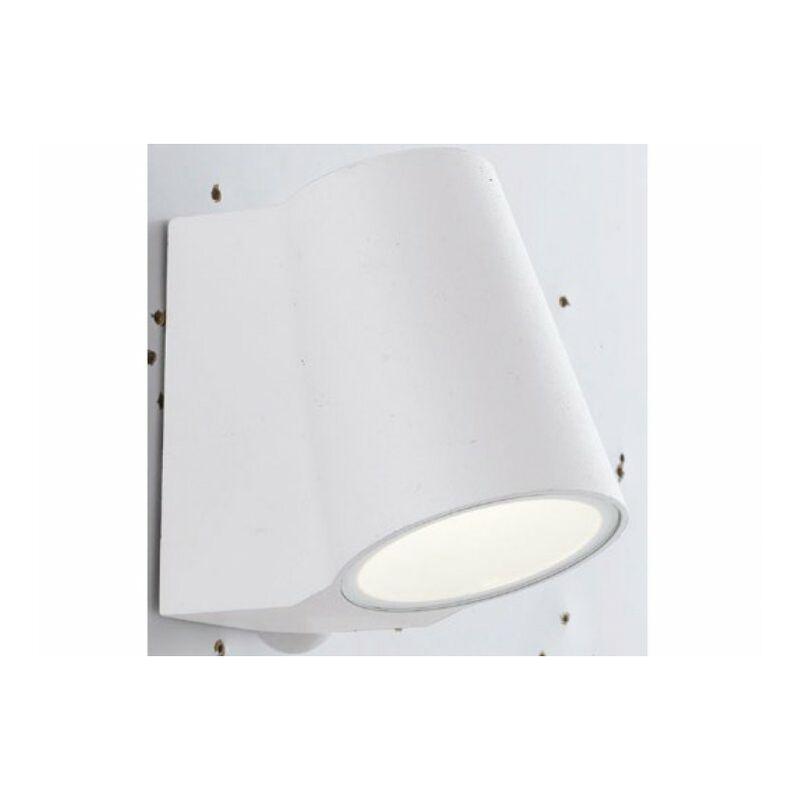 Applique Led Sintesi Bianco 6W 390Lm 4000K Ip44 13X12X7,6Cm - INTEC