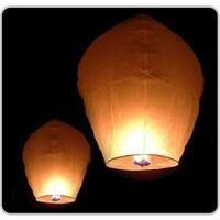 Lanterna volante 105x60 bianca sl01
