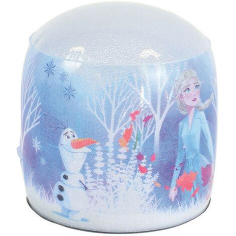 Lanterne gonflable LED Reine des neiges 2