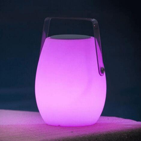 Lanterne Multicolore sans fil avec Enceinte Bluetooth - Jaïpur