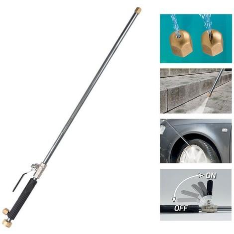 Lanza Pulverizadora De Agua 74X6X2.8Cm (Adaptable A Manguera Con Ref: 74408) - NEOFERR