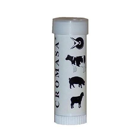 Lápiz marcador CROMASA de ganado bovino, porcino y ovino